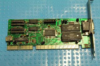 Hualon Microelectronics SVGA